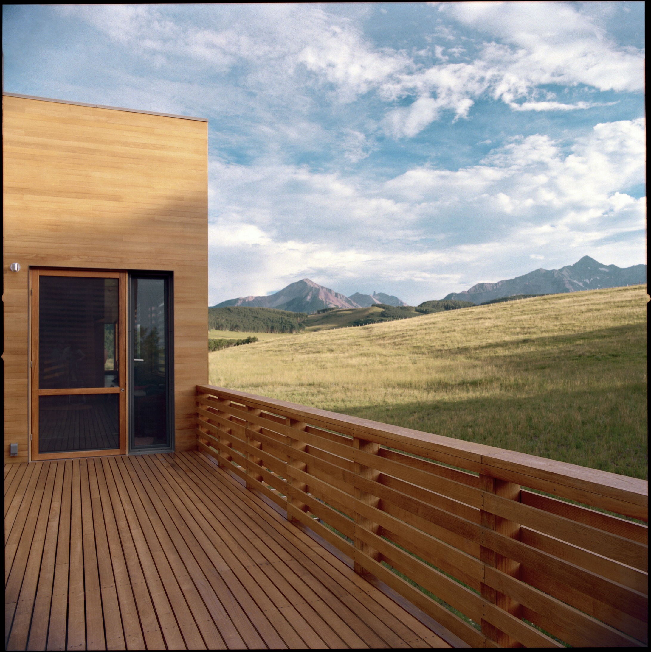 Telluride House, Telluride, Colorado, Maya Lin architect, 2007