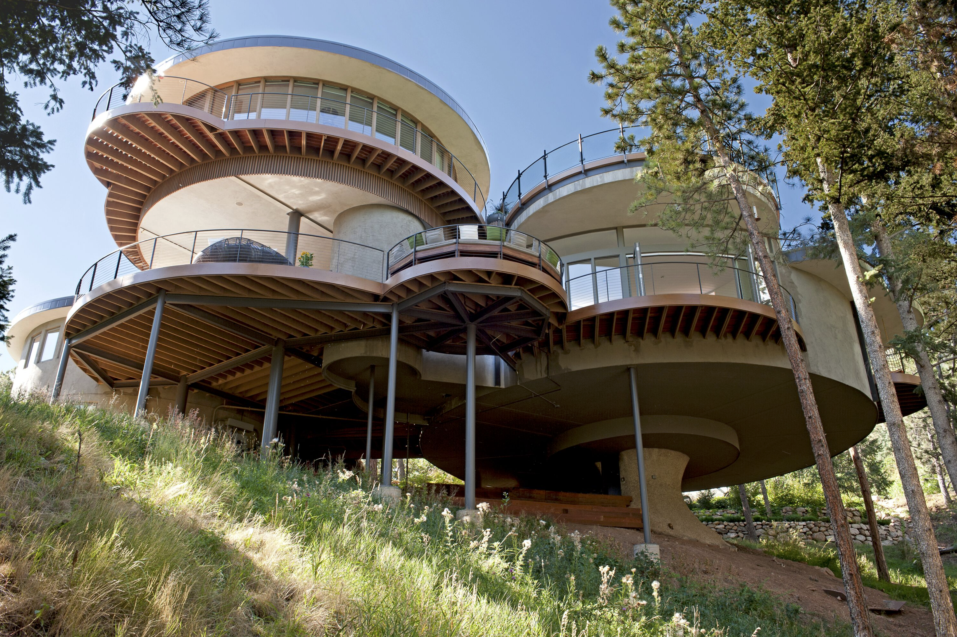 The Round House, Colorado Springs, Colorado, 2011